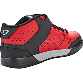 Giro Riddance Mid Shoes Herre dark red/black